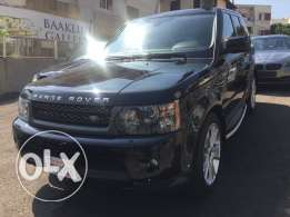 range rover sport 2010 full option