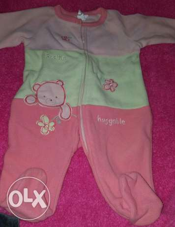 3/6 baby girl clothes