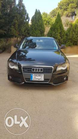 Audi A4 2.0t (price negotiable) بيت الشعار -  1
