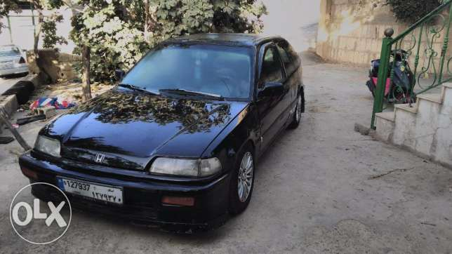 Honda civic 1990 صور -  1