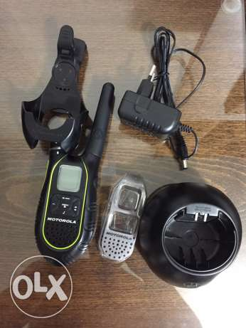 2 way radio motorola