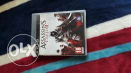 Assasin creed 2 for ps3