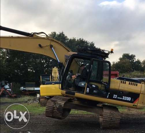 Caterpillar 320DL - 2007