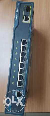 Cisco Switch with SAS HDD 3.5""