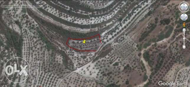 land for sale in Darebashtar 1738m