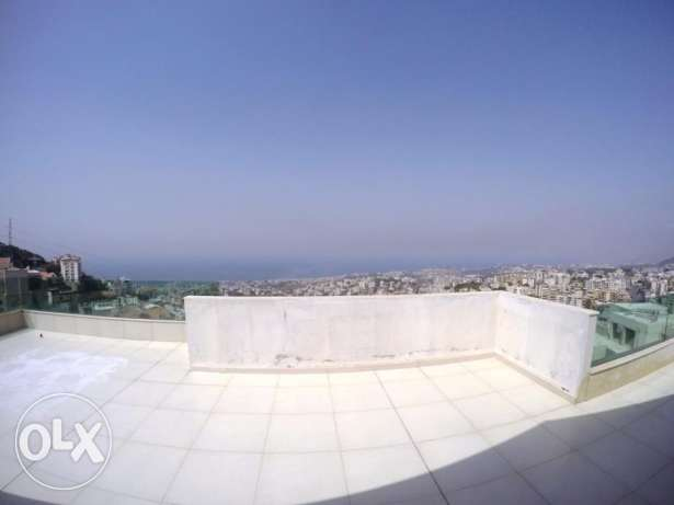 270+200 sqm Roof & Terrace Duplex for sale in Mtayleb