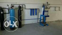 filtration system with uv and reverse osmosis