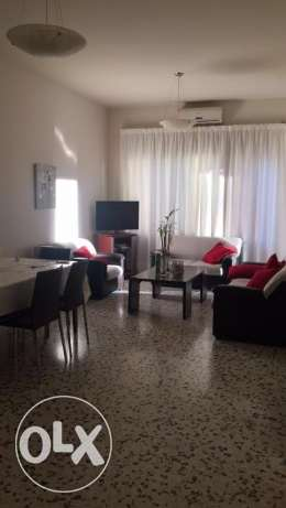 Furnished Apartment for rent in Achrafieh ,100qm#1072