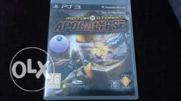 Motor storm Apocalypse 1-4 players ps3 game