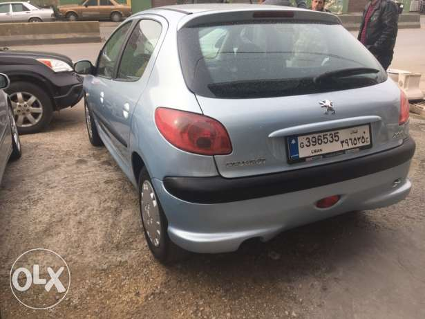 for sale peugeot 206/2005