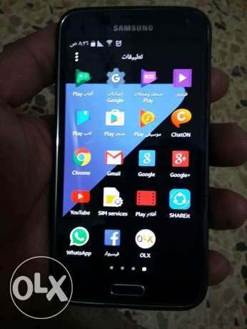 Samsung Galaxy S5 black حوش الأمراء -  3
