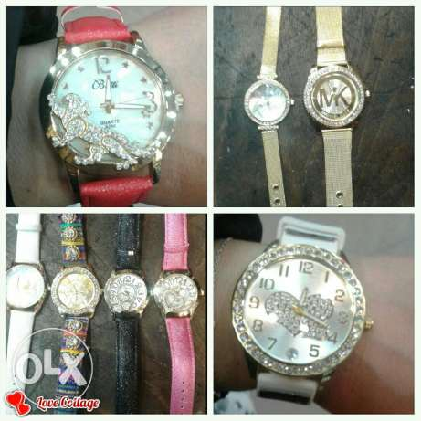 Watches new collection