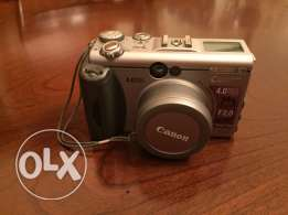 Digital Camera Canon Power Shot