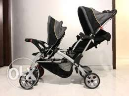 Baby trend® Sit N' Stand® Double stroller