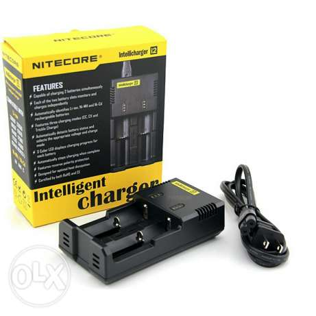 Intercore charger for vape batterry i2