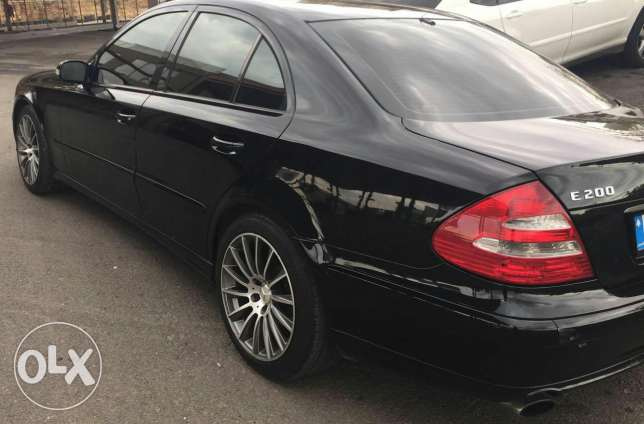 Mercedes E200 K 2006 Sports package جديدة -  2