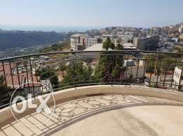 Luxury 3 Bedrooms Apartment for Rent in Jeita