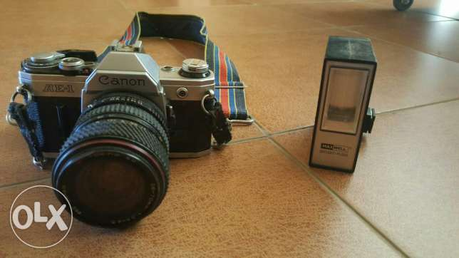 Canon old film camera بعبدا -  2