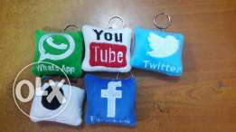 Key chain apps style