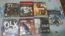 Ps3 games in perfect condition for sale