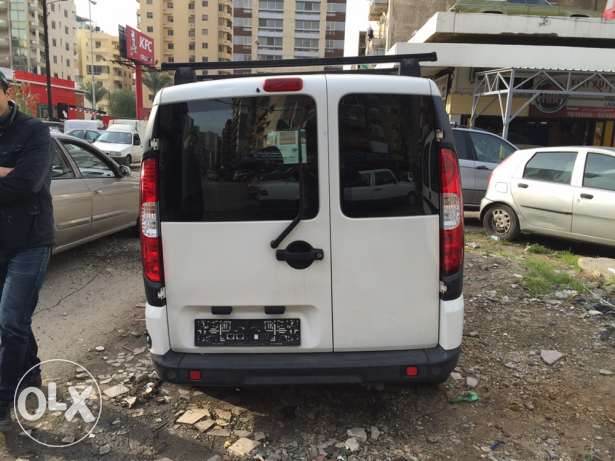 fiat doblo mod2007 full option with AC from GERMANY البحصاص -  6