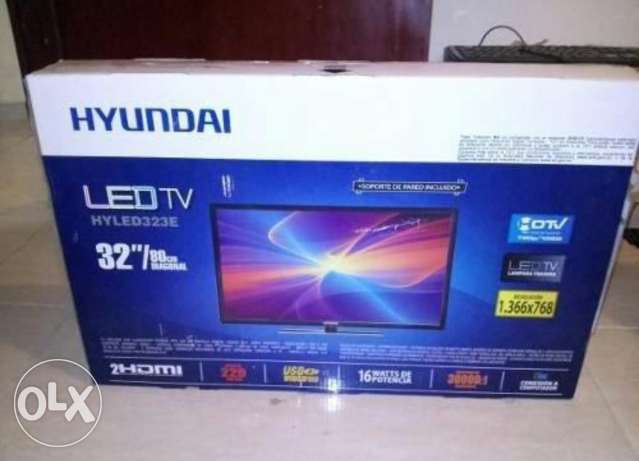 Tv 32 full hd led only 110$