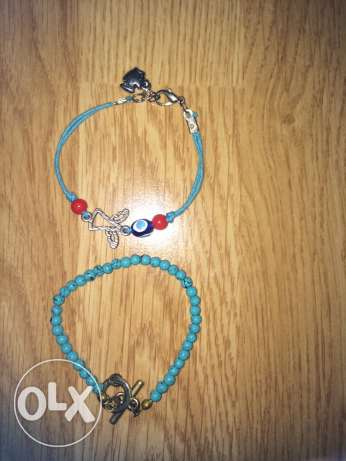 bracelets and necklaces ميناء الحصن -  1