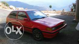Nissan sunny 88 trade or cash