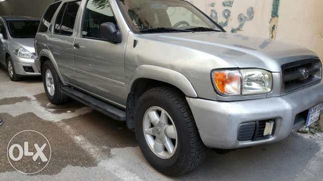 Nissa pathfinder 2002 2 WHEEL سوديكو -  3