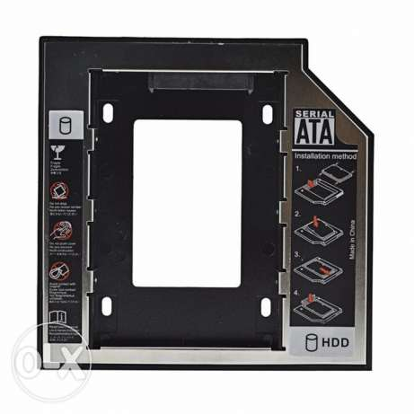 HDD Case Enclosure DVD-ROM Optibay