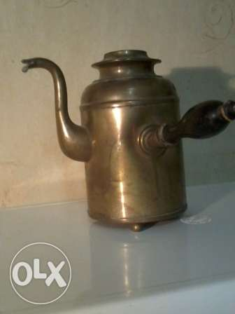 Antique copper CoffePot, 70-100 years, 20$