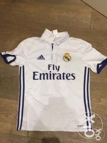Real Madrid Full Home and Away Kits راس  بيروت -  1