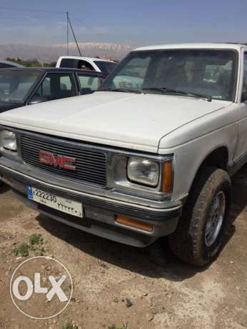 sale car GMC 1991
