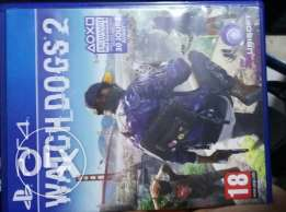 ps4 cd watch dogs 2