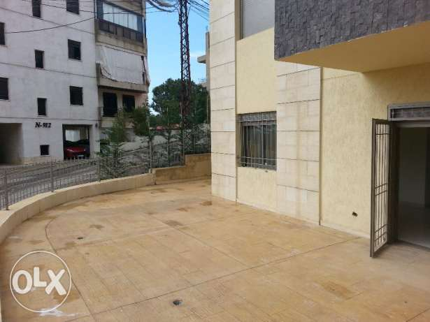 For Rent New apartment in Nabay- Bsalim