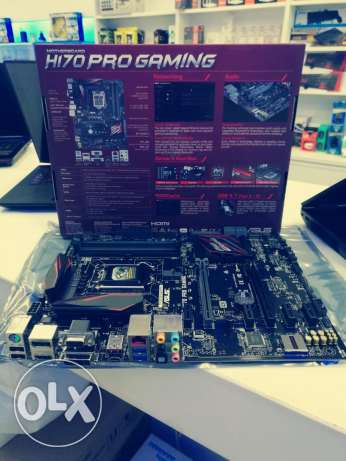 H170 Asus pro gaming warranty 1 year