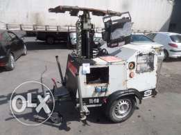 light tower generator 10 KVA