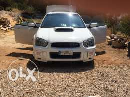 subaru wrx sti 2005 spec c for sale or trade on small car70/676755