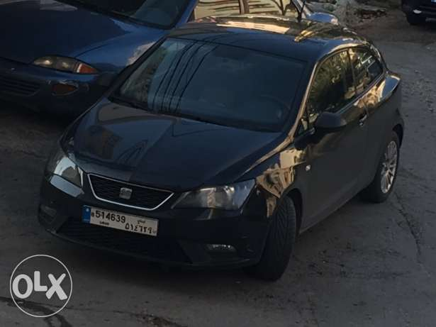 Seat Ibiza in very good condition