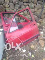 2 doors for golf 2 good condition.