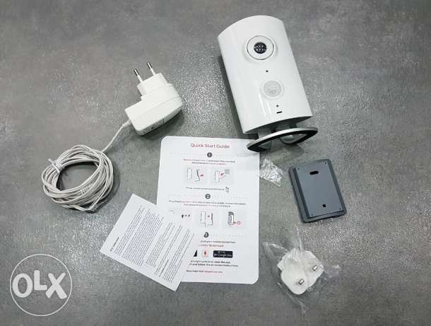 Piper wifi security camera (super easy, works with iPhone & Android) المتن -  2