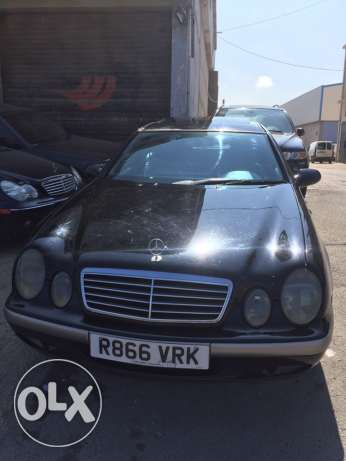 for sale clk 230