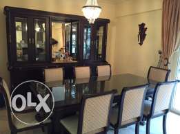Dining Room (Beech & Latte Wood) - Excellent Condition - $1750