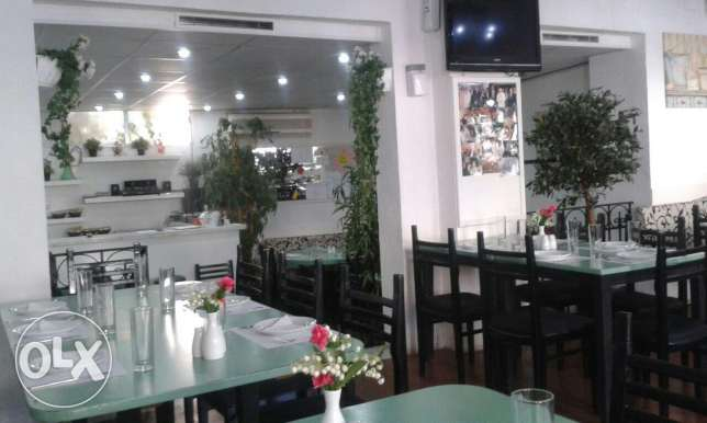 Restaurant for sell or rent