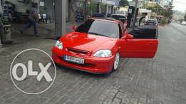 Honda civic model 1996 full vitesse moteur 1,8