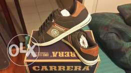 Carrera Italy leather Sneakers size 45, new in box