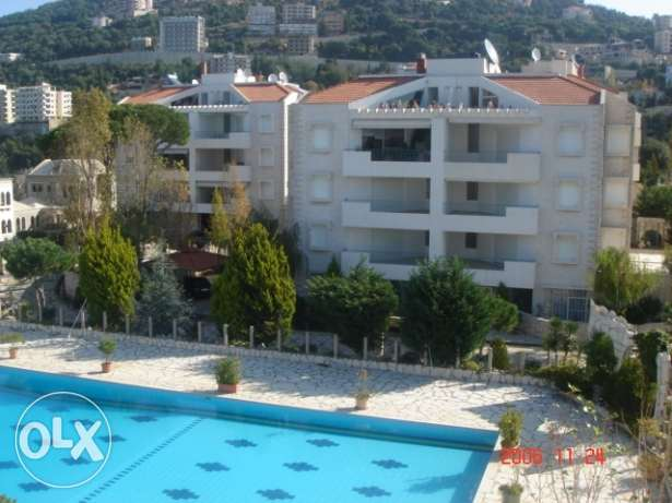 200 m2 furnished apartment for Rent $800/month in Fatka, Lebanon كسروان -  4