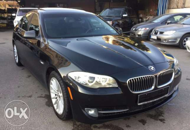 2011 BMW 535i Clean carfax Sport package Perfect condition ! سن الفيل -  3