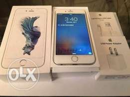 iPhone 6s Plus new and 100% unlocked