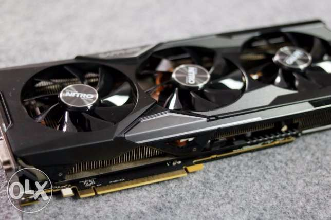 AMD R9 Fury 4GB gpu vga أشرفية -  1